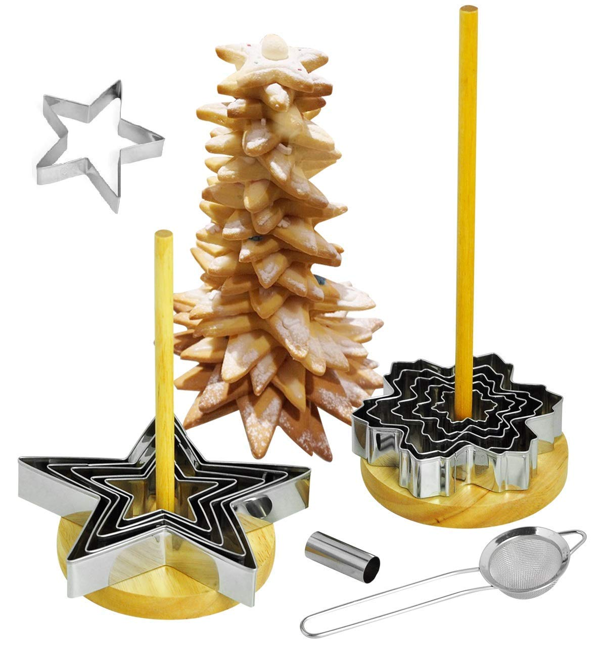 Cheap Star Cookie Cutters Christmas Tree Find Star Cookie Cutters