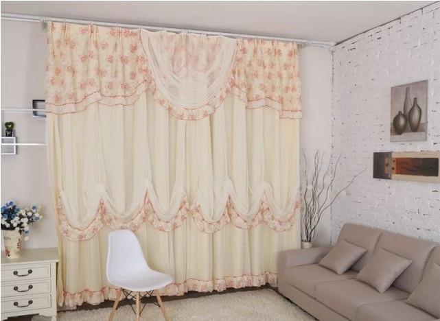 rideaux volant promotion achetez des rideaux volant. Black Bedroom Furniture Sets. Home Design Ideas