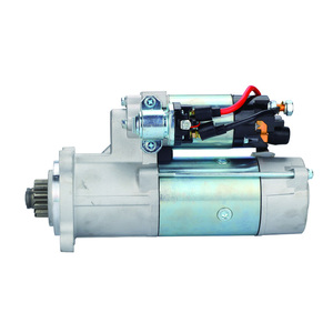 High quality QDJ2800M2 Auto Starter Motor 24V 8KW 10T for Perkins