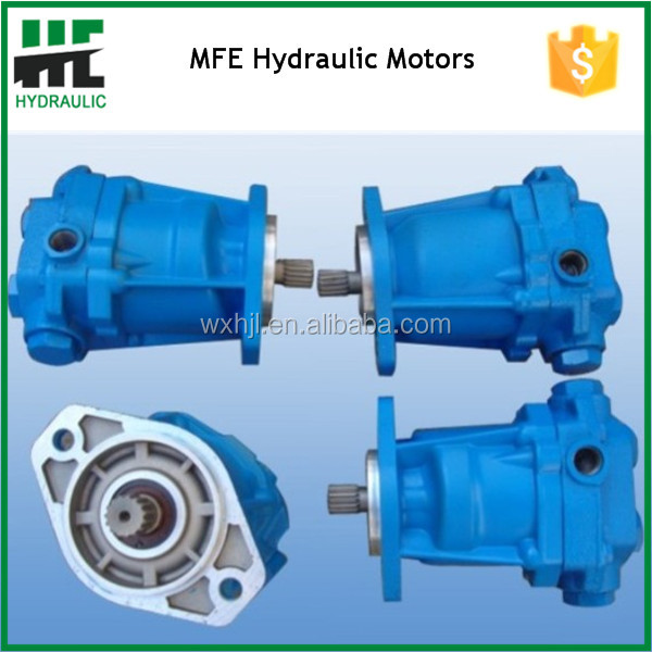 Excavator Hydraulic Motor MFE Series General Standard Products