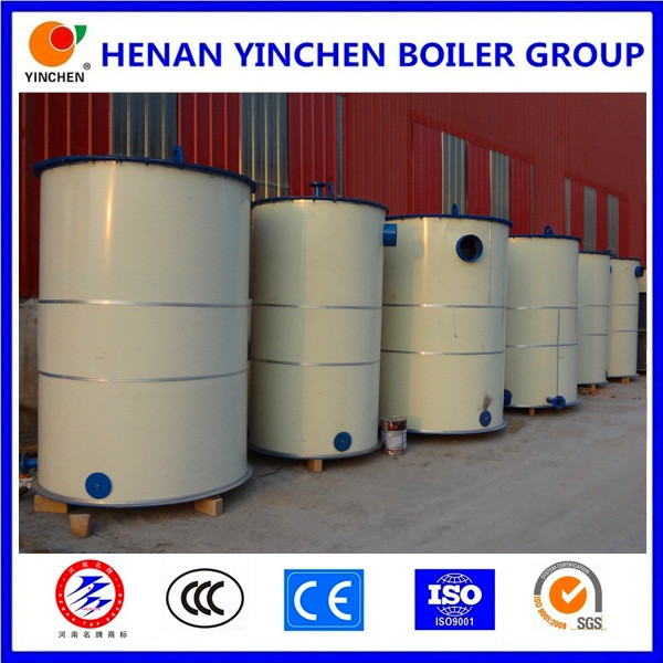 350kw Coal or wood fired dyeing machines of thermal oil boiler