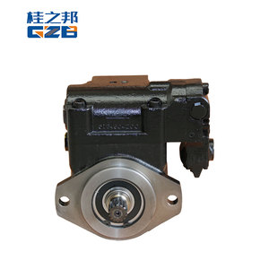 Excavator Spare Parts PVG100F1UVRGFK plunger pump parts high pressure piston pump for XE85