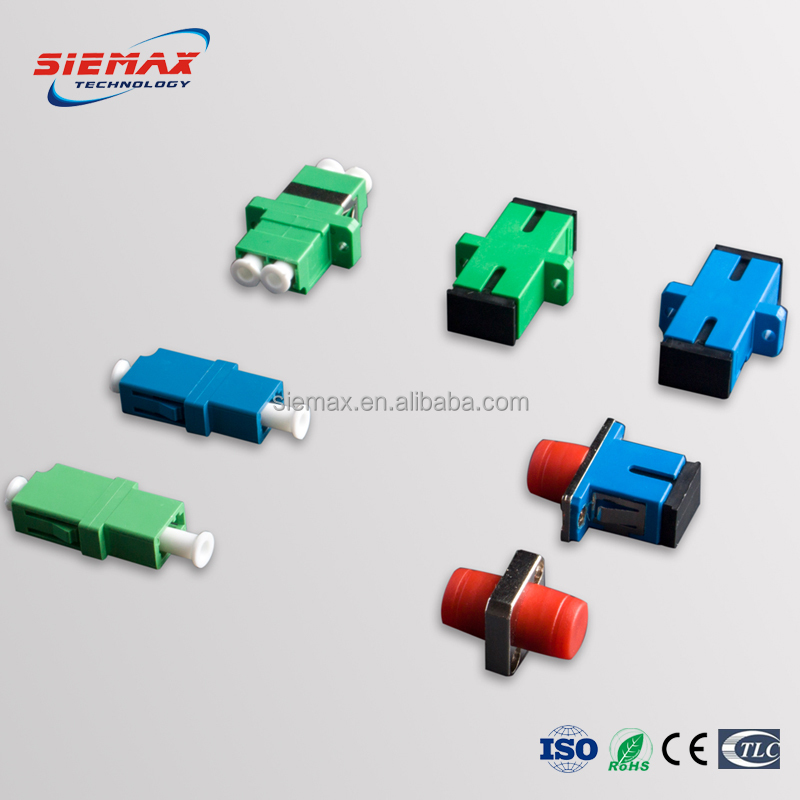 Fiber Optic Adapter SC LC FC SX SM for PON Network