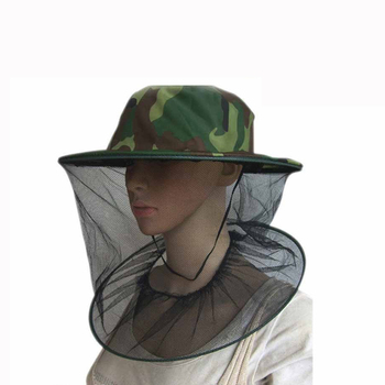 a8865d5d2b8ad Mosquito Net Hat outdoor Fishing Hat With Mosquito Net