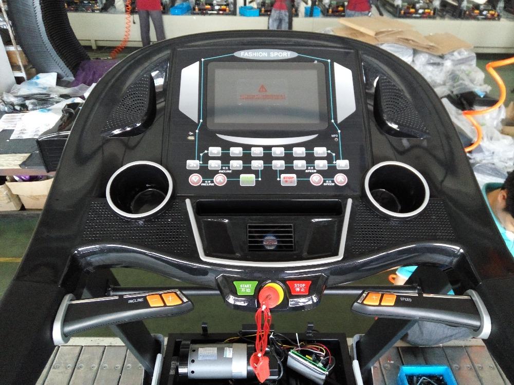 IPO großen sport fitnessgeräte für zu hause tv touchscreen
