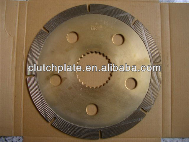 MF tractor clutch plate