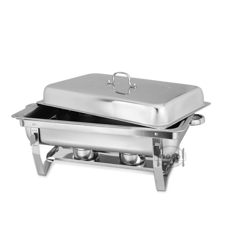 Wholesale Heating Display Water Bath Stainless Steel Buffet Food Warmer Chaffing Dishes