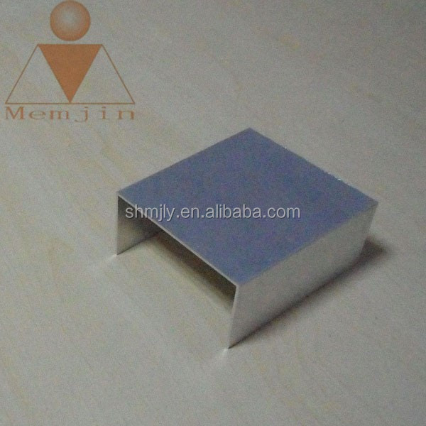 2015 Popular Design Furniture T Edge Banding Aluminum Profile