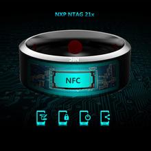 66d1810b721 Anillos de Desgaste Jakcom SR3 NFC Magia nueva tecnología inteligente Para  iphone Samsung HTC Sony LG