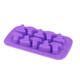 Bpa Free Silicon Mold Soap FDA Ice Cube Tray Silicone Chocolate Mold