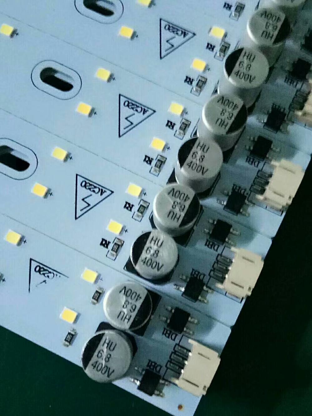 6 Heads SMT machine Automatic SMT line LED Bulb/Driver/Tube/Panel/Ceiling/Copper wire light patch machine