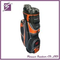 Cheap Polyester golf bag storage rack for Amazon seller