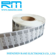 Low cost hf printable paper programmable rfid nfc tag / sticker / label for phone