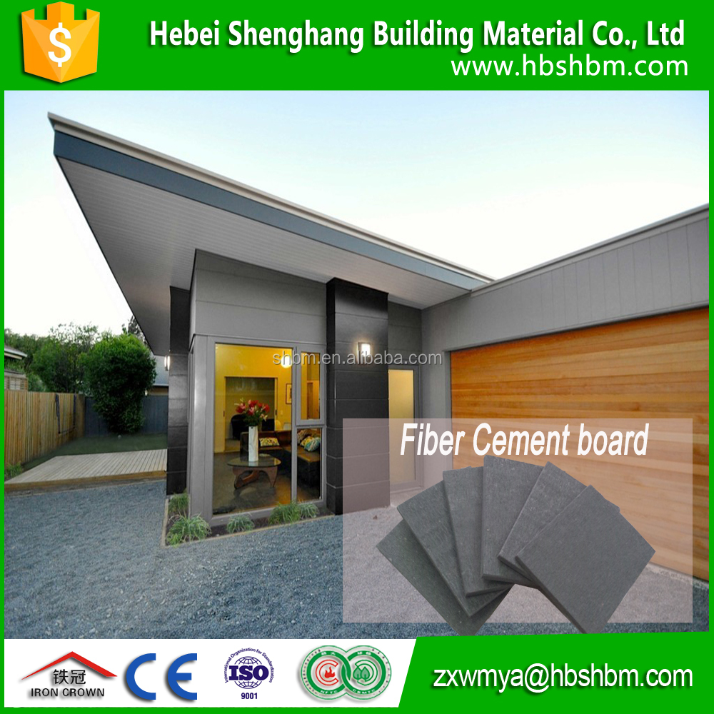 High DensFiber Cement Board , Fiber Cement Siding , Fiber Cement Facade panel