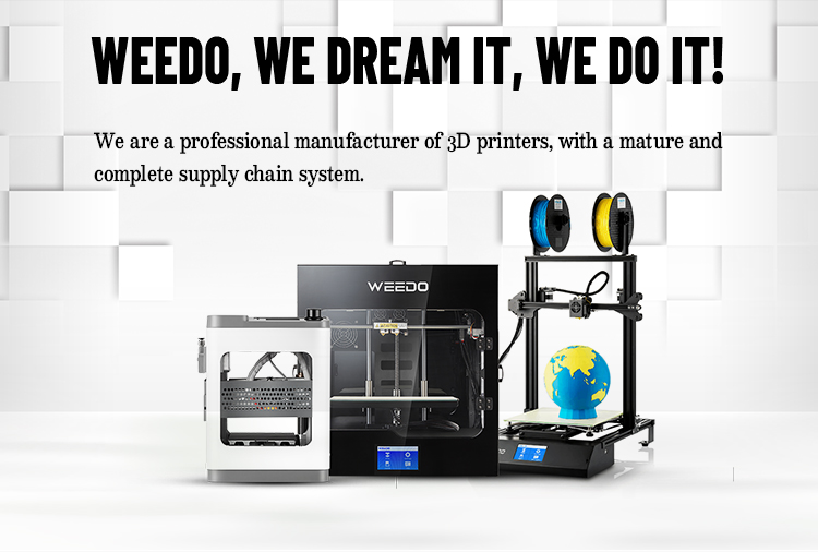 2019 New 3D printer machines