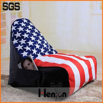 Custom Printed Bean Bags Gaming Chair
