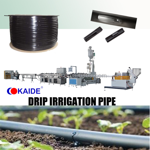 drip irrigation hose line