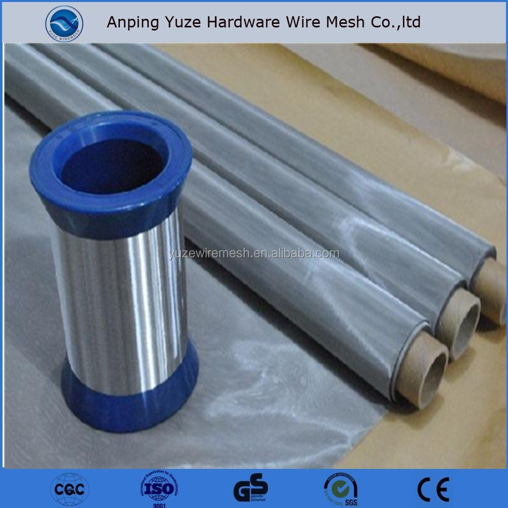 304 Stainless steel plain weave wire mesh