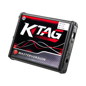 Ktag K-tag ECU Programming Tool Ktag Master version7.020 with Unlimited Token Support Multi-language