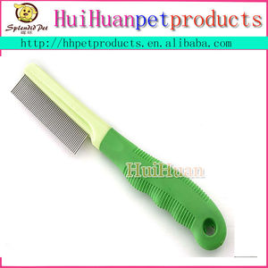 Pet Flea Comb to clean your dog comb pet grooming