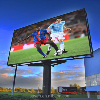 outdoor electronics digital led billboard / street advertising SMD3535 P8 led display outdoor