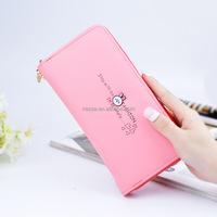 Fashion Cute long hand bag for ladies wallet Wholesales TQ-13