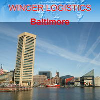 High competitive freight forwarder logistics shipping company from China to Baltimore USA
