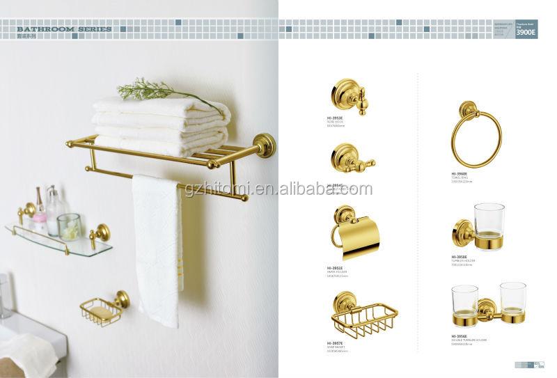 20170311&110601_Badkamer Accessoires Set ~ hitomi fabriek rvs badkamer accessoires set badkamer sets product ID