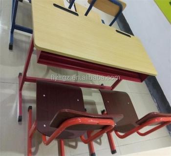 Old Wooden School Desks Classic School Chair And Desk School Desk