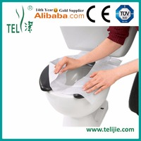 Disposable Toilet Paper Seat Cover Hygienic Toilet Seat Cover