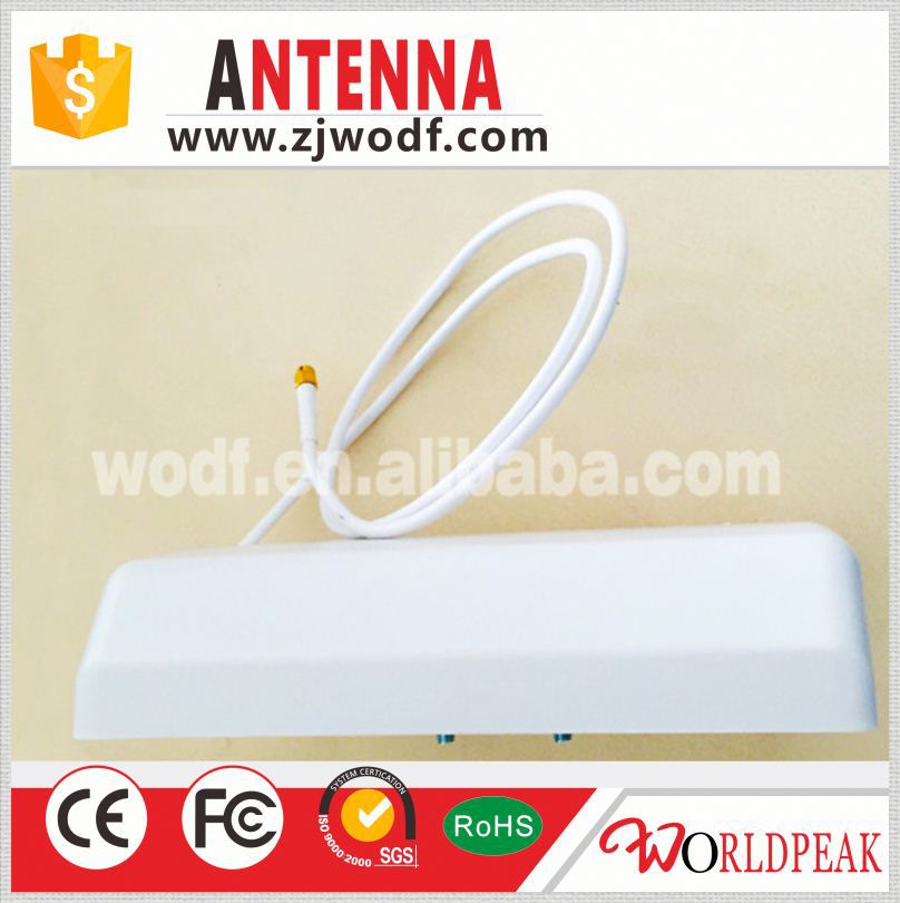 Indoor outdoor Omni-directional antenna PANEL antenna for gsm 3G mobile phone signal booster