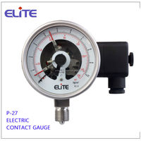 P-27 liquid filled ALL SS Pressure Gauge Electrict Contact Gauge