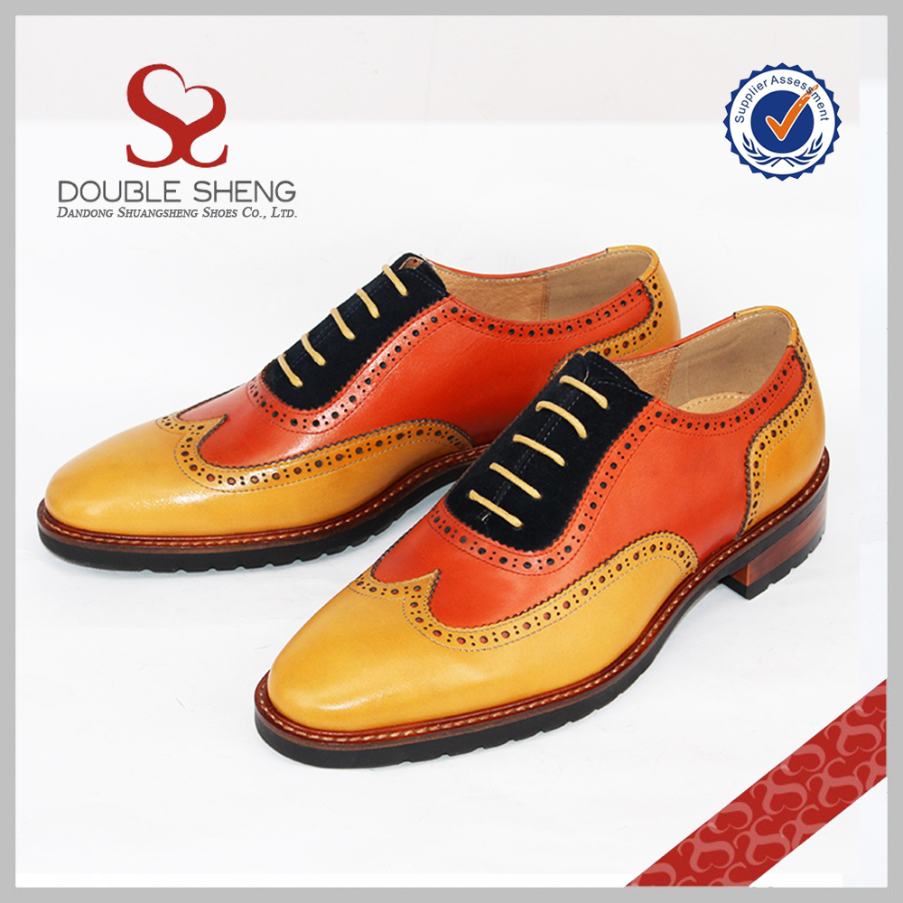 shoes up men style oxford formal suede fashion lace British Yn8WqffF