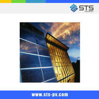130W good quality solar modules