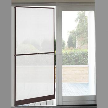 aluminum frame insect screen door kit mosquito door screen - Window Screen Frame Kit
