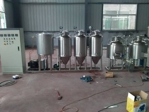 50L home brewery equipment,electric brewing,mash/lauter tun,fermentation tank