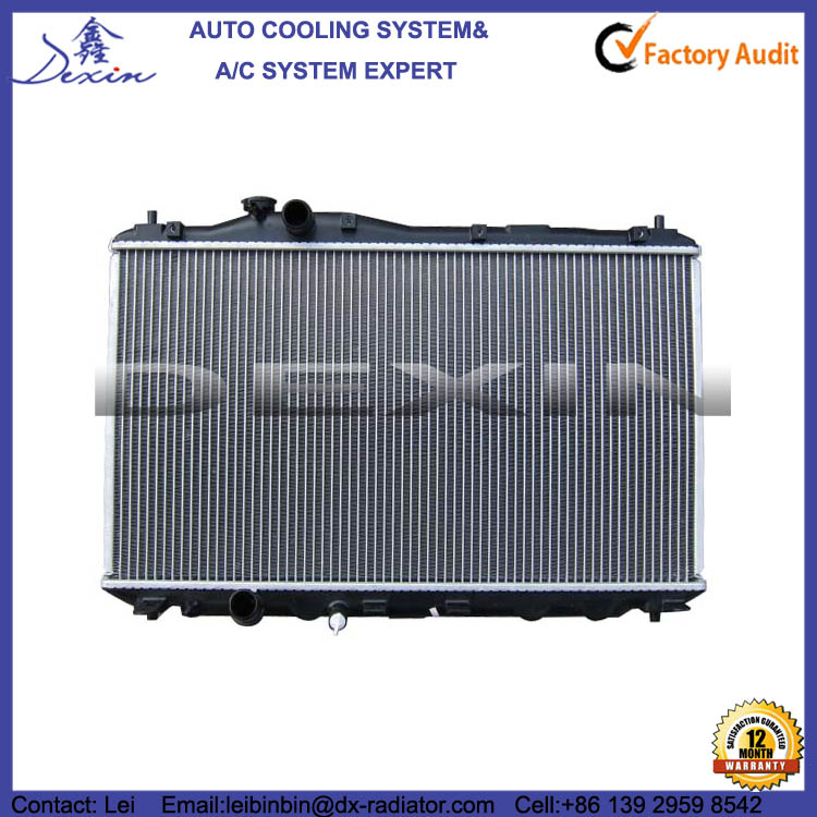 OEM 19010-RSA-G01 DPI13221 2011 2012 2013 2014 2015 FB for Honda Civic Radiator