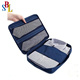 Multi-functional Travel Shirt Tie Pouch Organizer Bag , Luggage Clothes Packing Case for Men