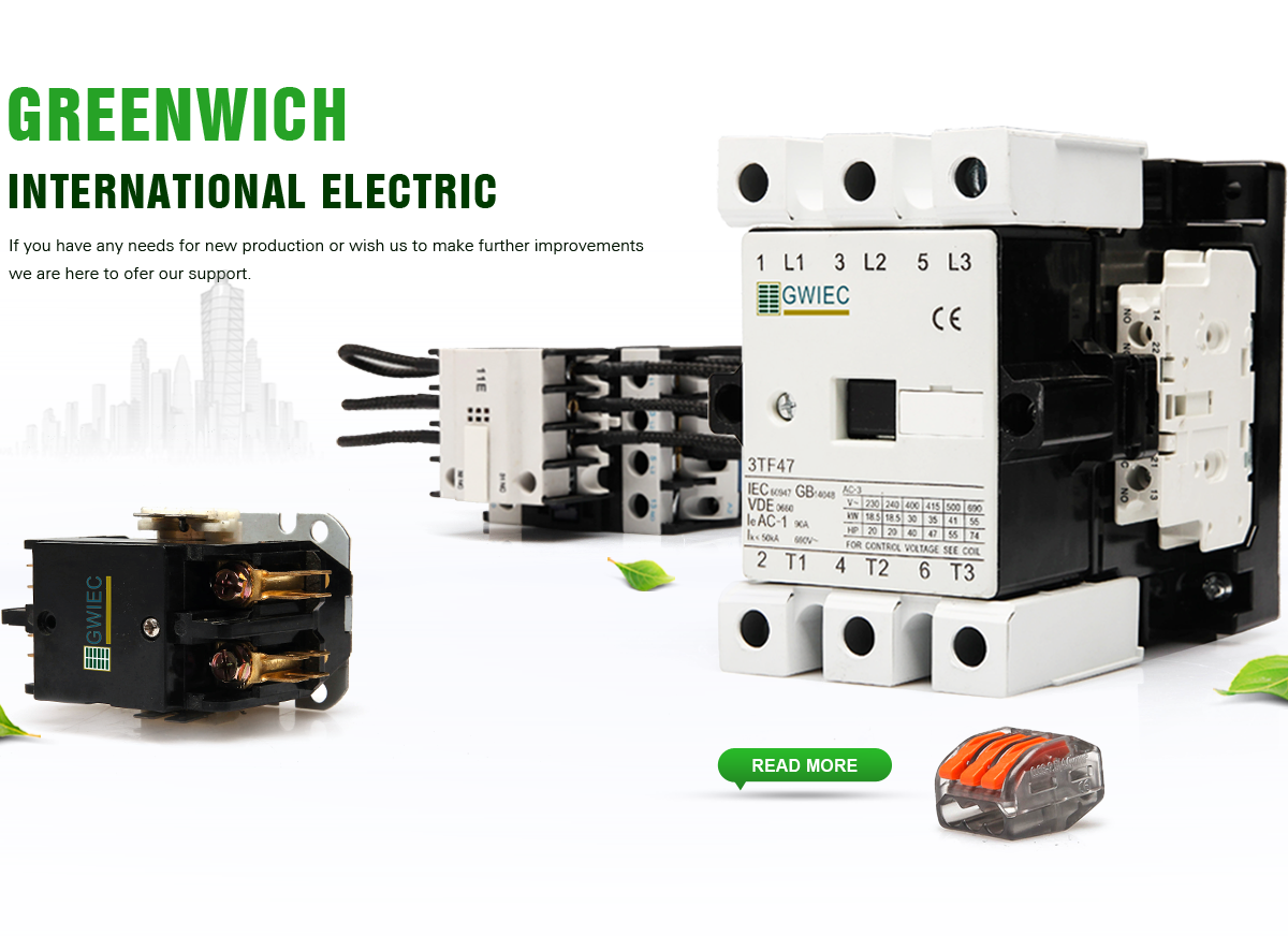 Yueqing Greenwich Imp And Exp Co., Ltd. - Contactors, Circuit Breakers