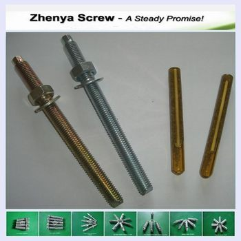 Chemical Anchor Bolts M20