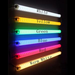 Wholesale customize digital DMX led rgb led fluorescent tube