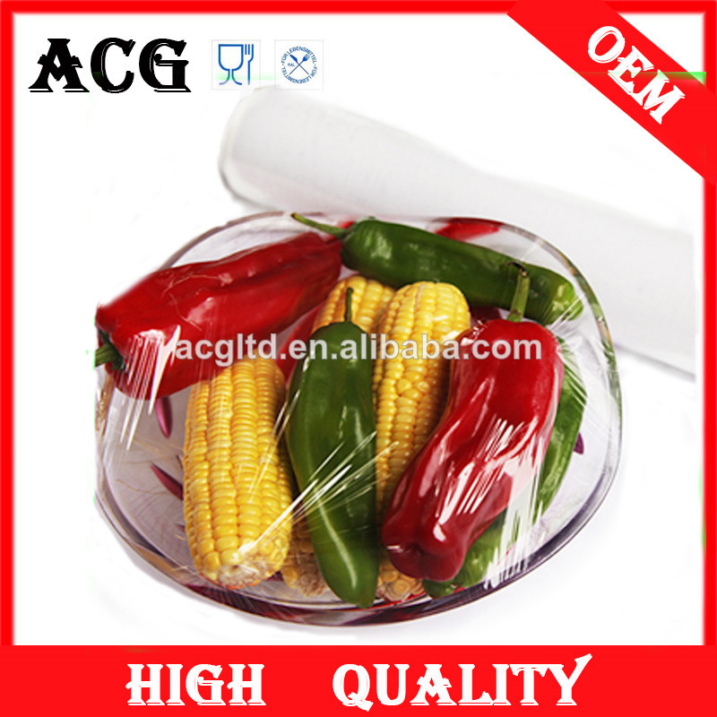 Food wrap medical grade plastic film for cooking