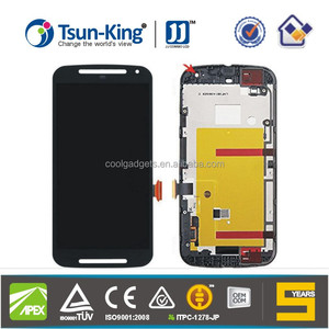 Tsun-King Combo LCD Replacement LCD for G2 2nd Gen XT1068 XT1063 XT1064