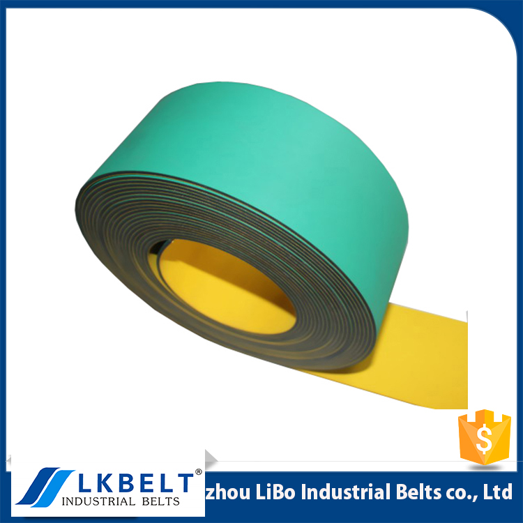 high speed nylon power Wear resistant heat resistant transmission belt / base belt / flat belt