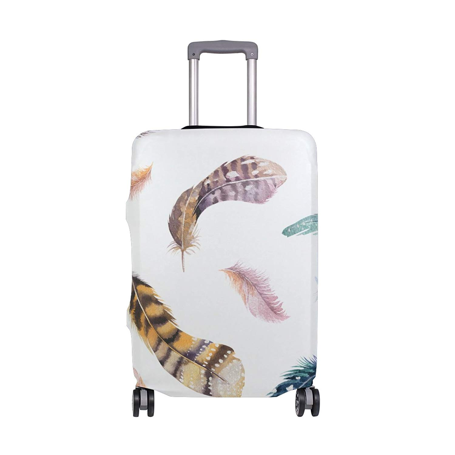 GIOVANIOR Polar Bear Baby Luggage Cover Suitcase Protector Carry On Covers