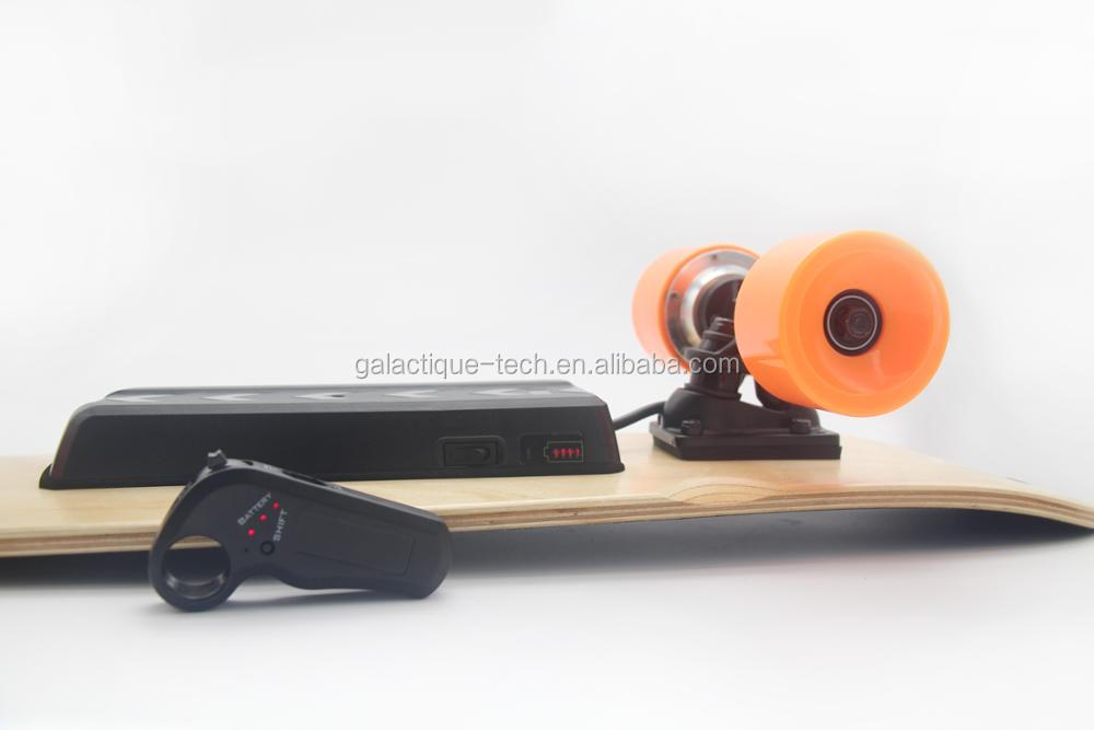 China Professional Manufacturer self balancing electric skateboard electric skate longboard