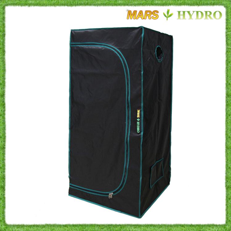 Marshydro 70x70x160cm 2' 3''x 2' 3''5' 3'' Hydroponic Indoor Grow ...