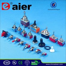 Daier slide e-ten toggle switch