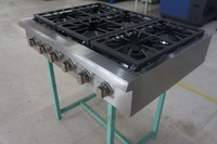 36'' CSA approval kitchen stove tops