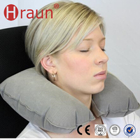 New Style Nursing Air Inflatable Travel Pillow